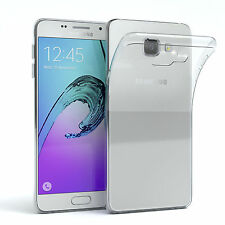 Ultra Slim Cover für Samsung Galaxy A5 (2016) TPU Case Silikon Hülle Transparent