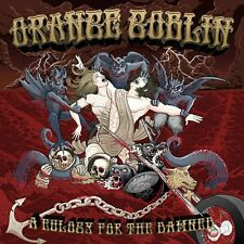 ORANGE GOBLIN - A EULOGY FOR THE DAMNED - CD SIGILLATO 2016