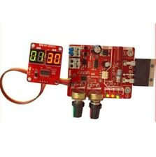 100A Spot welding time/current controller control panel timing current W display