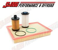 Wix Oil Filter Fuel Filter & Air Filter Kit For '14-17 Dodge Ram Ecodiesel 3.0L
