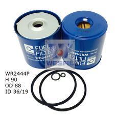 WESFIL FUEL FILTER FOR Ford Trader 3.5L D 1984-1989 WR2444P