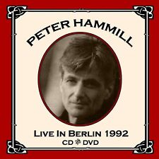 Peter Hammill Live In Berlin 1992 2-CD+DVD NEW SEALED Van Der Graaf Generator