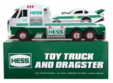2016 Hess Toy Truck and Dragster - Batteries Included