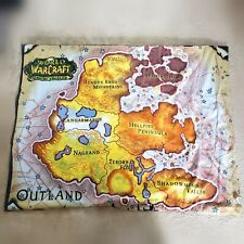 Blizzard Employee Burning Crusade Blanket 2006 Never UsedWorld of Warcraft