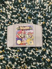 N64 Super Smash Bros Game
