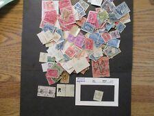 Bag O Lot of Worldwide + BOB Stamps Perfins