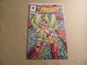 Magnus Robot Fighter #31 (Valiant 1993) Free Domestic Shipping