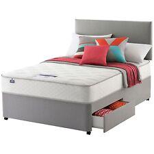 Silentnight Memory Foam Beds with Divan Mattresses