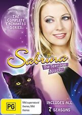 Sabrina the Teenage Witch The Complete Series Box Set DVD Region 4 NEW