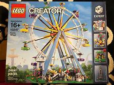 LEGO Creator Expert Ferris Wheel Set 10247 New, Factory Sealed!
