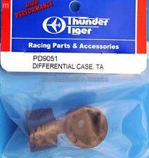 Thunder Tiger PD9051 Cassa Differenziale TA Differential Case modellismo