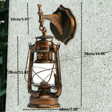 Industrial Wall Mounted Lights Retro Wall Light Vintage Sconce Lamp Outdoor E27