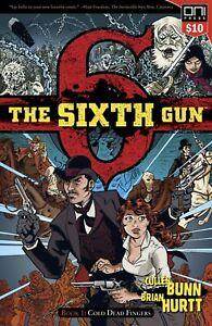 Sixth Gun Volume 1 Cold Dead Fingers GN Cullen Bunn Hurtt Square One Ed New NM