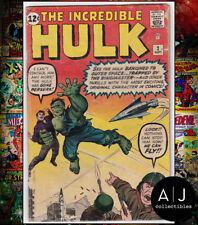 The Incredible Hulk #3 (S Marvel N) VG! HIGH RES SCANS!