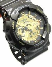 *NEW* CASIO MENS G SHOCK BROWN GOLD WATCH OVERSIZE GA-110BR- 5ADR 5AER RRP£150