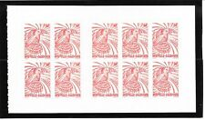 NEW CALEDONIA Sc 773Ab NH issue of 1997 - BOOKLET - BIRDS