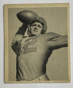 1948 Bowman Football #71 Leslie Les Horvath (VG-EX)