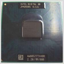 Intel Dual Core T4400 2.2Ghz 1MB 800 SLGJL Socket P CPU AW80577GG0491MA