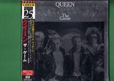 QUEEN - THE GAME JAPAN CD DIGIPACK NUOVO SIGILLATO