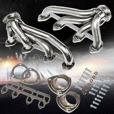 For Ford 330/360/390-428 Big Block FE Shorty Headers Exhaust Manifold Stainless