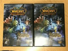 2 x World of Warcraft Heroes of Azeroth Trading Card Game Starter Decks