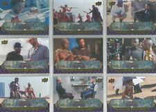 "Black Panther - ""Behind The Lens"" 14 Card Chase Set #BTL1-BTL14"