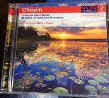 Favourite Piano Works, Ballades, Scherzi and Polonaises - Chopin [2 CD]
