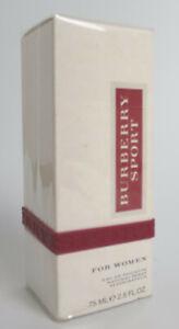 (GRUNDPREIS 119,87€/100ML) BURBERRY SPORT 75ml for Women Eau de Toilette Spray