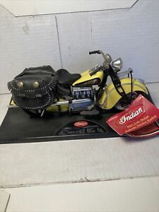 1942 INDIAN 442 1:10 SCALE 4 CYLINDER MOTORCYCLE ,