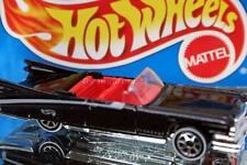 1995 Hot Wheels 50's Favorites '59 Cadillac Eldorado chrome base