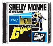 Shelly Manne - Manne, Shelly : Peter Gunn/Son of Gunn!! [New CD]