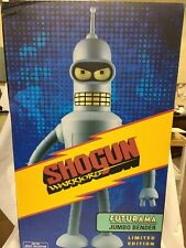Shogun Warriors Bender Futurama Bender - Limited Edition Warrior MIB