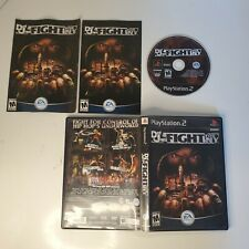 Def Jam Fight for NY - PS2 - B+ Condition - Complete - Tested