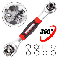 360° 48-in-1 Universal Wrench Multi-Function Socket Wrench Adjustable Tool
