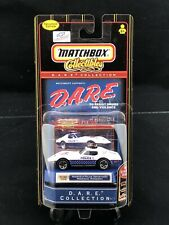 Matchbox Collectibles D.A.R.E. Collection Moorhead Police Department - NEW