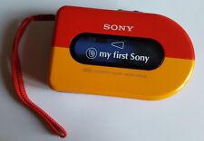 Sony Walkman WM-3300 My First Sony Vintage Rare Cassette Player