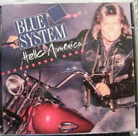 CD Blue System / Hello America – POP Album 1992
