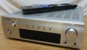 Denon DRA-F107DAB AM/FM/DAB Receiver Amplifier 65 Watts/Ch C/W New Remote GWO