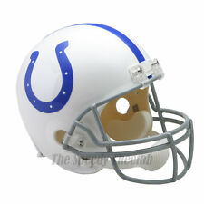 INDIANAPOLIS COLTS 59-77 THROWBACK NFL FULL SIZE REPLICA FOOTBALL HELMET