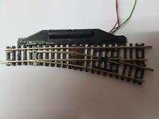 Fleischmann 22263 N Elektrische Weiche rechts 15° ++ NEU ohne OVP ++