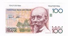 100 Frank/Francs   type  Beyaert   1982-1994     Morin 69g