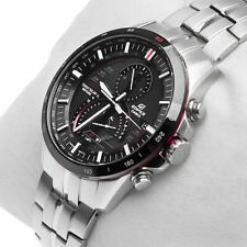 CASIO EDIFICE EQSA500DB-1AV EQS-A500DB-1AV Tough Solar Free Ship @