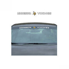 Team ProMark NFL Minnesota Vikings Car Truck Suv Windshield Decal Sticker