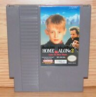 Home Alone 2: Lost in New York (Nintendo NES) **CARTRIDGE ONLY**