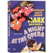 A Night At The Opera (1935) DVD (Sealed) ~ Marx Brothers