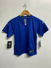 New York Giants Jersey Nike Kids NFL Home Game Jersey - Blue - New