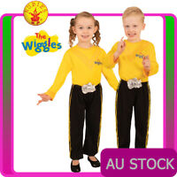 Deluxe Kids Emma The Wiggles Costume Boys Girls Child Book Week Party Outfit