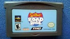 The Simpsons Road Rage  - Gameboy Advance GBA