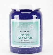 CND SpaManicure SpaPedicure Spa Pedicure MARINE SALT SCRUB 75oz/2126g