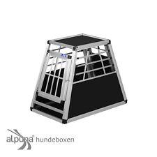 N22 Trasportino per Cane Gitterbox Alluminio Scatola Cani Alubox Auto